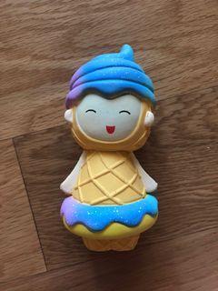 Galaxy Icecream doll squishy