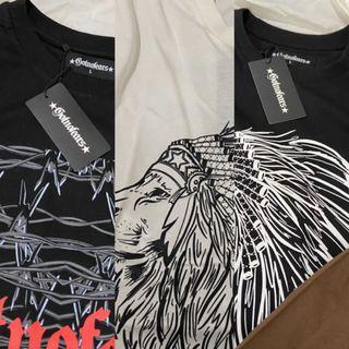 [Gotnofears]三件優惠set-L 🎁贈 品牌束口袋*1