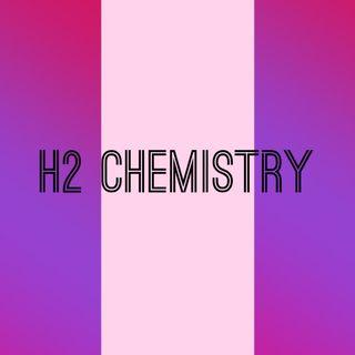 H2 Chemistry Package