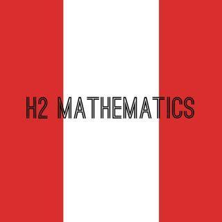 H2 Math Package
