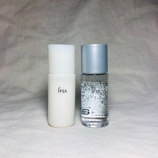 IPSA柔潤潔膚乳N+角質發光液EX