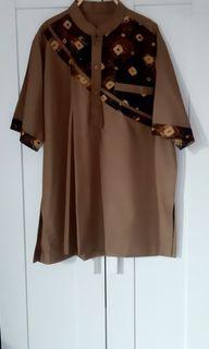 Koko batik palembang