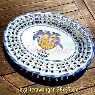 Lodor oval barang vintage