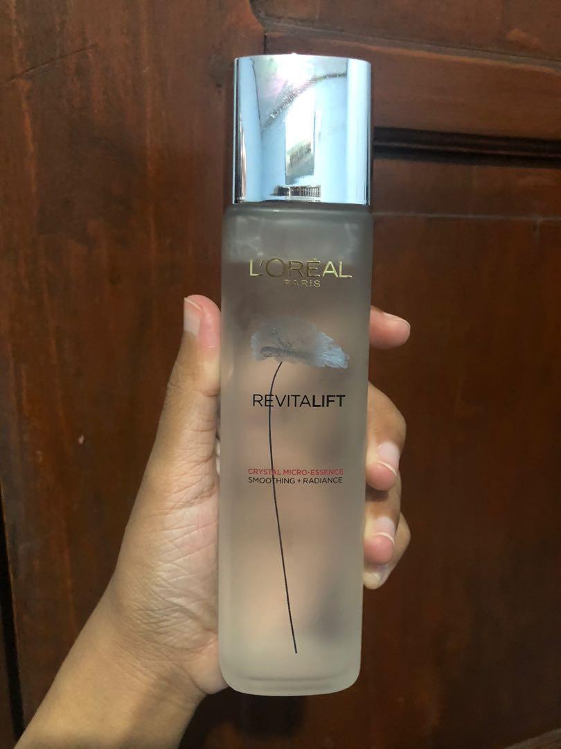Loreal Revitalift Crystal Micro Essence