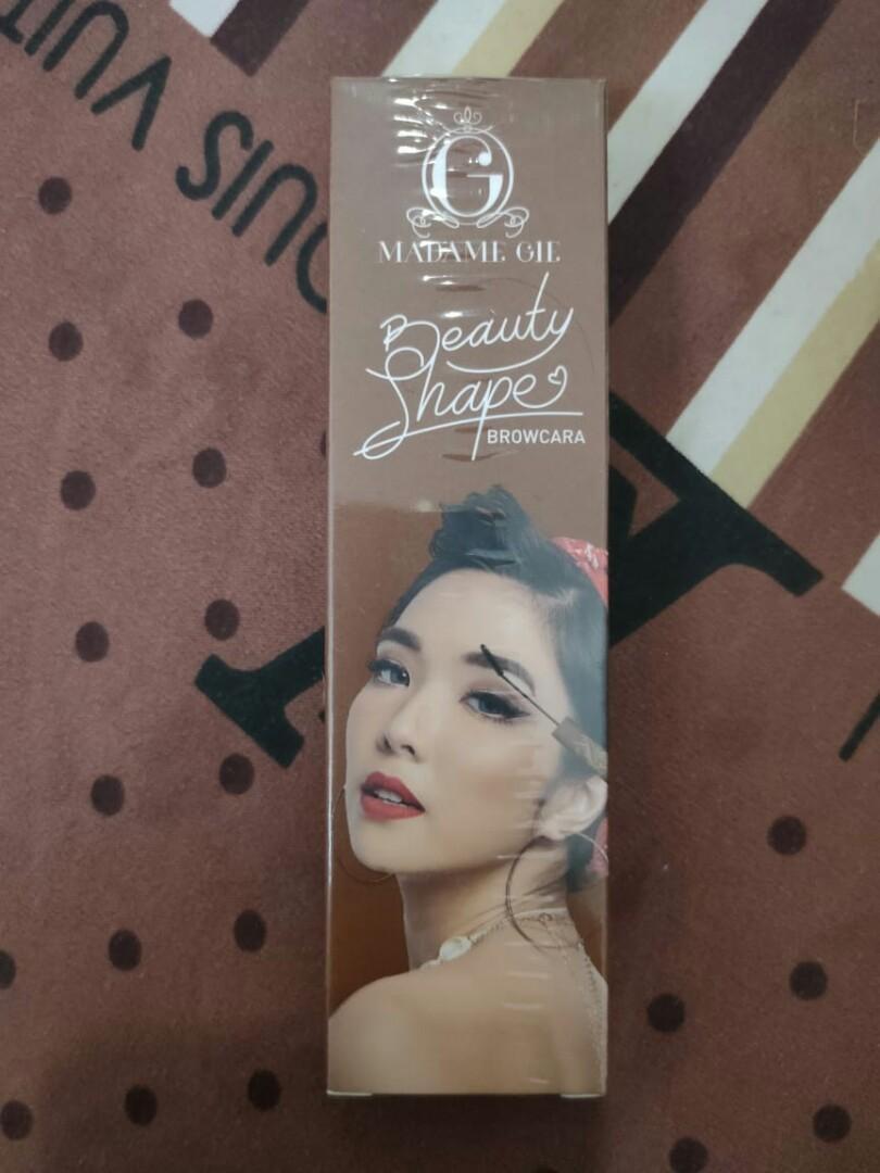 Madame Gie Beauty Shape Browcara