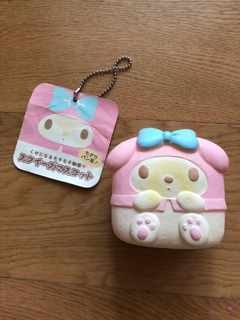 Melody sanrio squishy