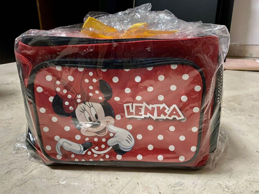 Minnie Mouse Insulated Bag