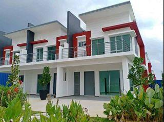 Near to shah alam highway dream home price from RM388K (Freehold)