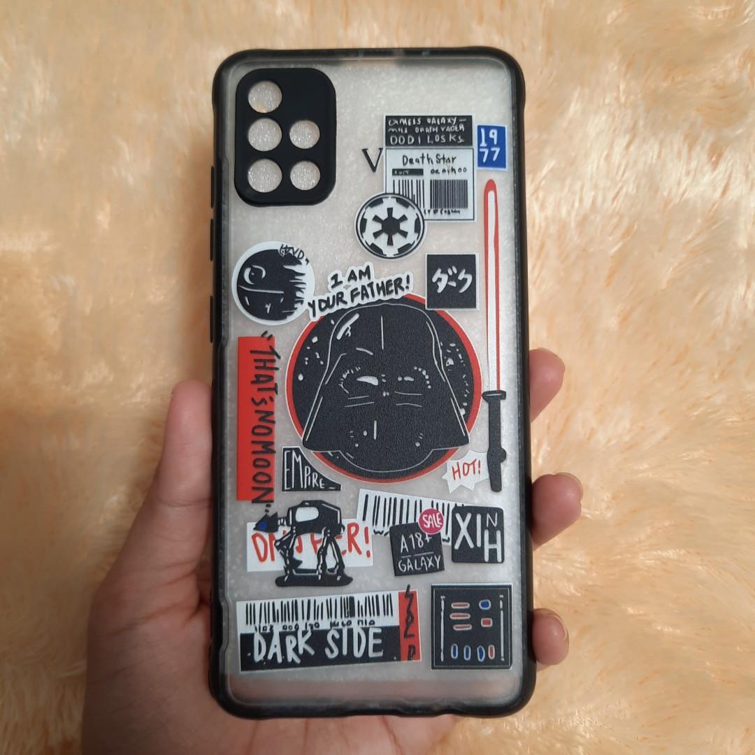 New Baru Case Samsung A51 Starwars