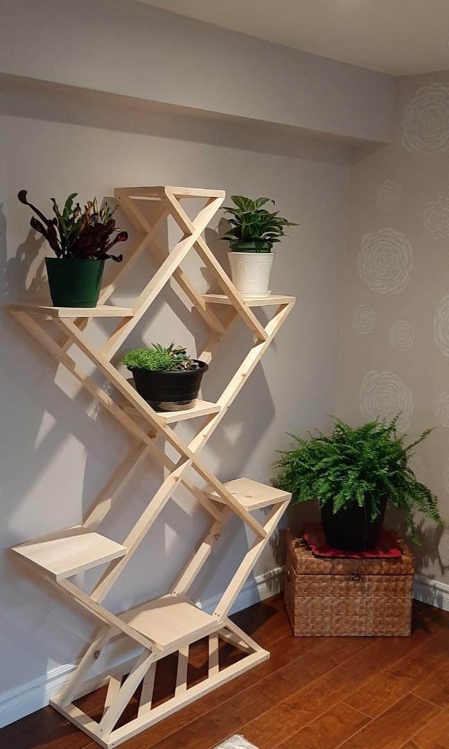 Plant shelve