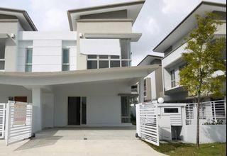 PUDU DOUBLE STOREY TERRACE HOUSE 24X85 0% DOWNPAYMENT, FREE ALL LEGAL FEE