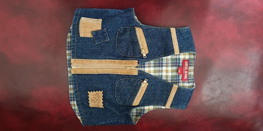 Rompi anak Guess Jeans Original