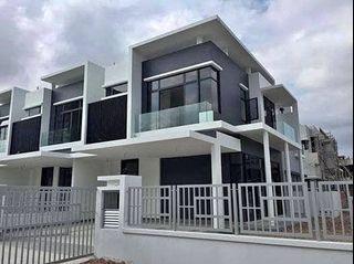 Selangor area register a dream home get a new myvi (Freehold)