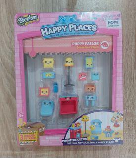 Shopkins Happy Places Decorator Pack Puppy Parlor