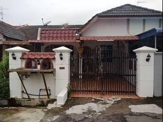 Single Storey Terrace House / Taman U / Mutiara Rini / Skudai / rumah sewa / teres / Low Deposit