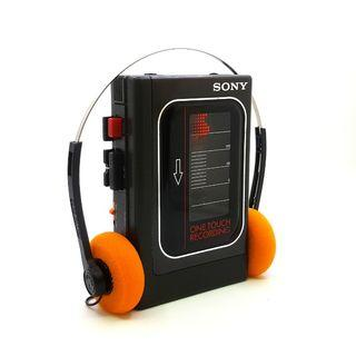 Sony TCM-11 Walkman Portable Cassette Player In Excellent Working Condition. Made in Japan!