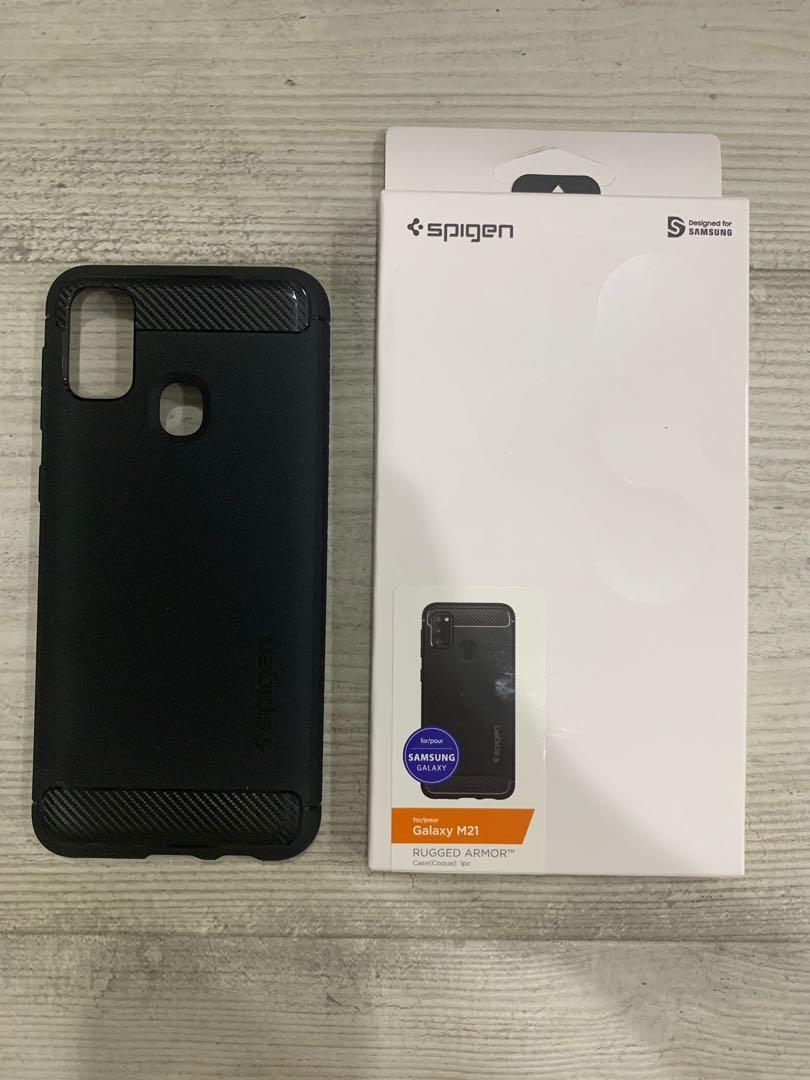 Spigen Samsung Galaxy M21 Phone Case