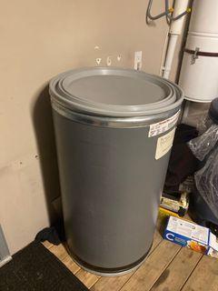 Storage Barrel!