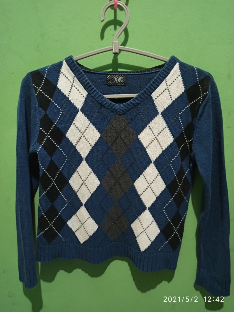 Sweater ketupat