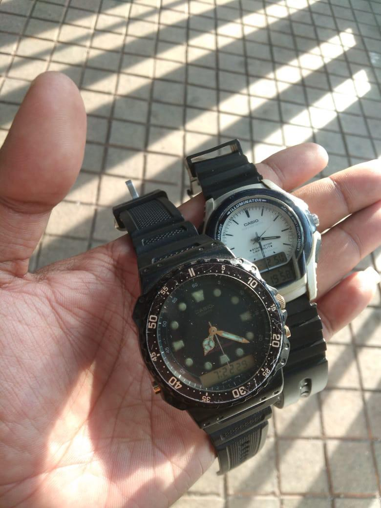 Take all jam tangan casio