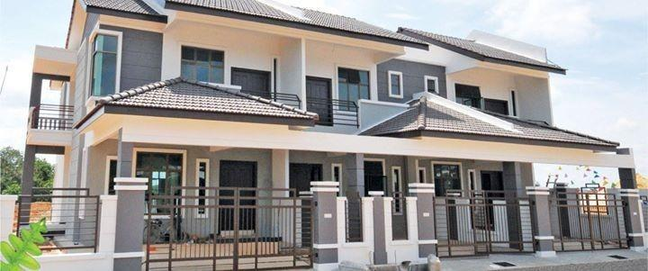 TAMAN DESA 24X80 DOUBLE STOREY SEMI-D CONCEPT FREEHOLD [GATED & GUARDED, CASHBACK RM50K]