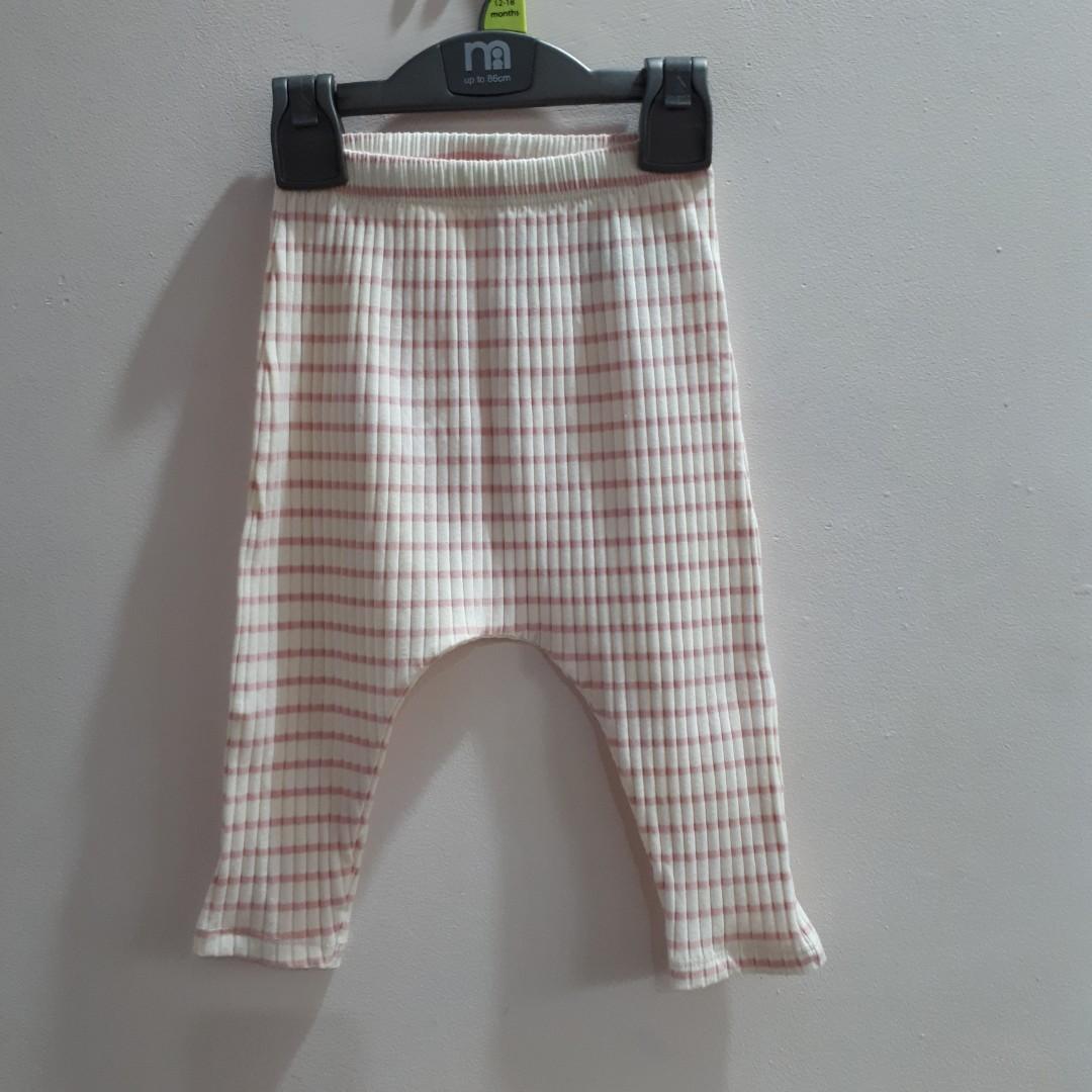#THR2021 02 - Stripes Pink Pants