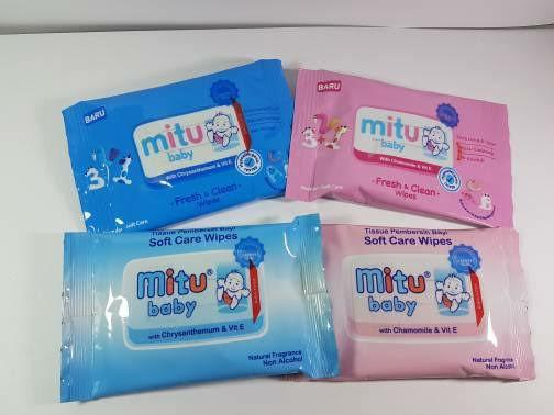#THR2021 💞 gratis Tissue basah mitu baby