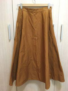 Uniqlo 棉質圓裙