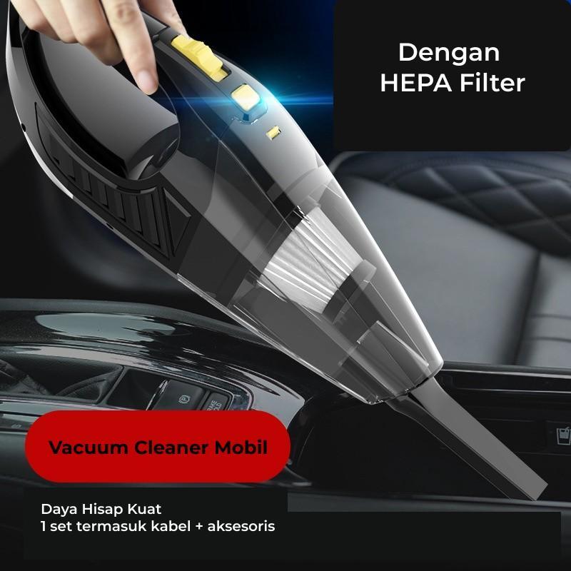 Vacum Cleaner Portable Mobil