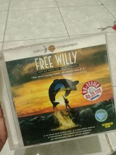 Vcd original FREE WILLY