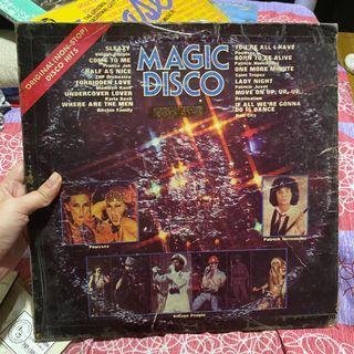 Vinyl: Magic Disco