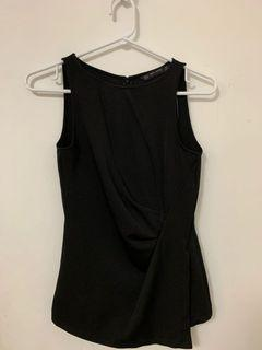 Zara Synched Formal Top
