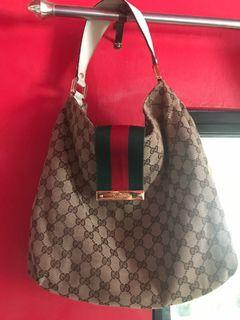 Authentic Gucci Monogram Bag