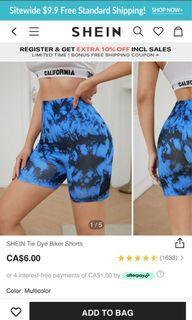 BRAND NEW Shein shorts