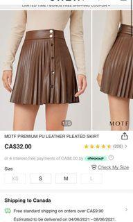 BRAND NEW Shein skirt