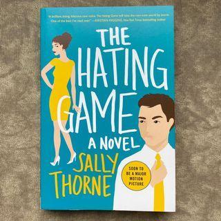[BUKU IMPORT] The Hating Game Novel by Sally Thorne Original