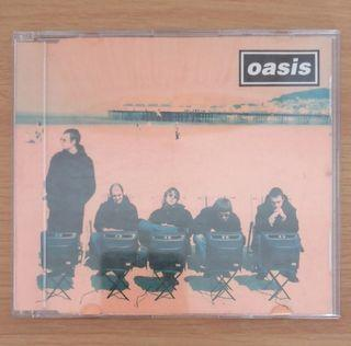 CD Oasis - Roll With It