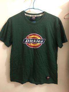 dickies經典綠色短袖