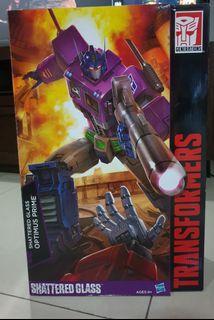 Hasbro Generations Transformers Shattered Glass Optimus Prime