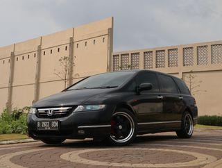 Honda Oddysey L 2005 Facelift siap pakai