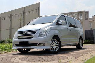 Hyundai H1 XG 2013 bensin mulus siap pakai