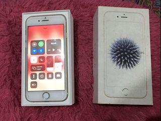 Iphone 6 32 GB SECOND IBOX