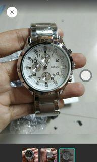 Jam tangan fossil preloved