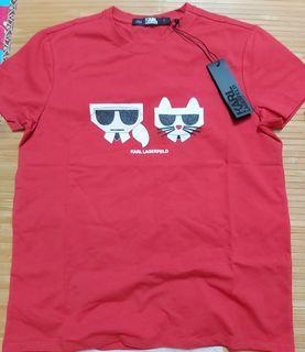全新Karl Lagerfeld  T-shirt