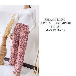 Long relaco pants by unq original label cut