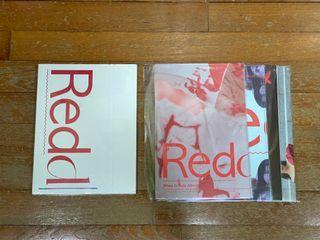 Mamamoo Redd Wheein Albums Sealed/Unsealed Albums