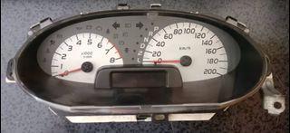 ORIGINAL 2006-2008 Toyota Vios Speedo meter