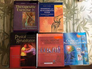 Physical Therapy College Books