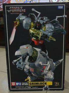 Takara Tomy Transformers Masterpiece MP08 Grimlock