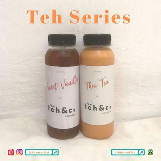 Teh dan Coklat Series